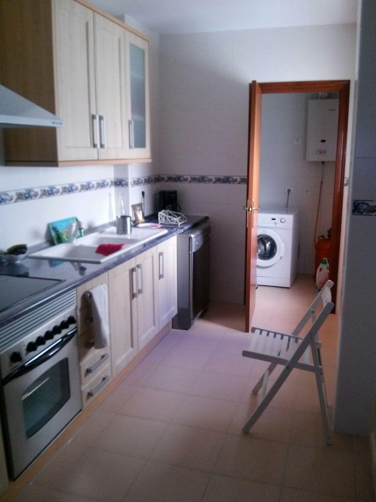 Piso urbanizaci n los ataques servicios inmobiliarios for Lavadero cocina